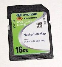 OEM 2014 KIA SORENTO NAVIGATION MAP SD CARD U.S.A 96554 1UAA0