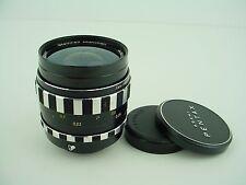 Steinheil 35mm F/2.8 Auto D Quinaron - M42 Screw Mount Lens