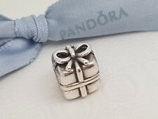 Authentic Genuine Pandora Silver Present or Gift Charm 790300