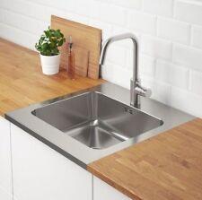 IKEA 1 Becken Bad- & Küchen-Spülen günstig kaufen   eBay