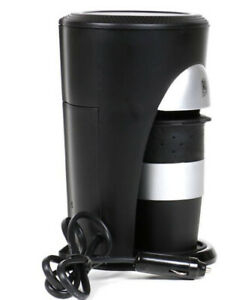 Kaffeemaschine 12V 170W 1 Tasse Becher Filterkaffee Dauerfilter Auto PKW 12 Volt