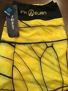 INK n BURN:  SPORT SKIRT:  SIZE 14:  BEE:  :  BRAND NEW WITH TAGS