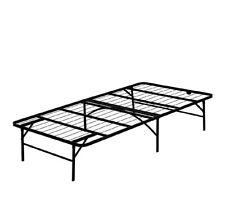 Twin Bed Platform Metal Frame (Black)