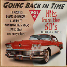 Going Back in Time - Hits from the 60's Vol. 4 - Alan Price, The Archies ua - CD