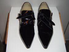 Underground Howard Winklepicker Strap Shoe: Size 10