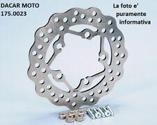 175.0023 DISCO DE FRENO TRASERO D.178 POLINI PIAGGIO : CREMALLERA 50 SP H2O