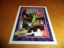 Forced Play # 107 - GI Joe Series 1 Impel Hasbro 1991 Base Trading Card