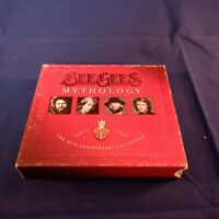 CD The Bee Gees Mythology the 50th Anniversary Collection 4 CDS 4 DISCS