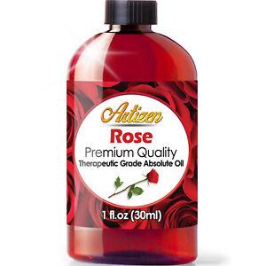 Artizen Rose Essential Oil (100% PURE & NATURAL - UNDILUTED) - 1oz