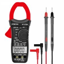 AC DC Stromzange Zangenamperemeter Zangen Multimeter Gleichstrom Zange 6000Count