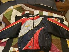 Ski Doo SnoGear VTG 3 In One Snowmobile Jacket Men 2XL Multi Winter Racing Red