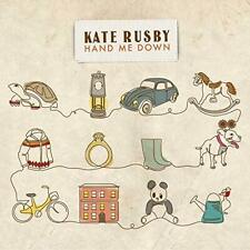 Kate Rusby-Hand Me Down (US IMPORT) CD NEW