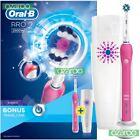 Braun Oral-B Pro 2 2500W électrique rechargeable puissance Brosse à dents cadeau