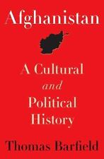 Afghanistan: A Cultural and Political History (Princeton Studies in Muslim
