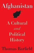 Princeton Studies in Muslim Politics: Afghanistan : A Cultural and Political...