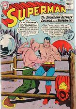 SUPERMAN VOL 1 # 164 /1963 FINE- / FUGITIVE FROM THE PHANTOM ZONE.