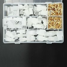 380x Automotive Wire Connector 2/3/4/6 Pin Male Female Cable Terminal Plug Kit