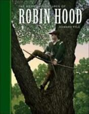 The Merry Adventures of Robin Hood Howard Pyle Sterling Classics Hardcover Book
