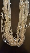 Cara Couture Multi Strand Chain Necklace - Nordstrom