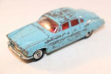 Corgi Toys 238 Jaguar Mark X Saloon in good played with all original condition
