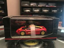 Minichamps McLaren F1 Hekorsa Red Yellow 1/43 MIB Ltd Ed