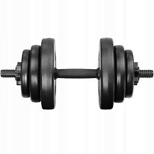 Fitness 20Kg Dumbells Pair of Weights Dumbbell Body Building Set Home GYm