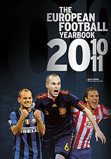 The European Football Yearbook 2010/2011 - UEFA Countries Soccer Statistics book