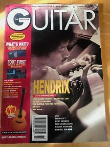 Guitar Magazine: October 1995: Vol.5 No.10
