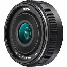 Panasonic Lumix G 14mm  ASPH Lens. FIT TO ALL LUMIX MICRO DIGITAL CAMERA