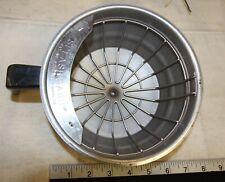 Bunn Commercial Coffee Machine Aluminum Filter Funnel Basket