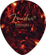 Fender 347 Classique Celluloïd Moyennes Plectre (coque )