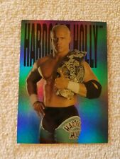 Vintage 2000 WCW Wrestling Trading Card Comic Images Insert C4 Hardcore Holly