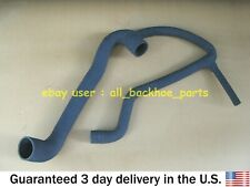 JCB BACKHOE - BOTTOM RADIATOR HOSE (PART NO. 834/00412)