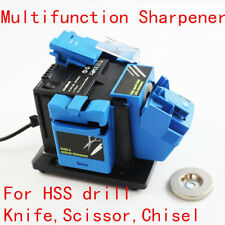 96W Multifunction electric sharpener Grinding Tool for knife Twist drill scissor