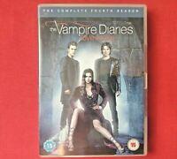 VAMPIRE DIARIES - SEASON 4 - DVD - ( 5 DISC ) - 2013 - REGION 2