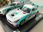 "Carrera Digital 124 23837 Mercedes-Benz SLS AMG GT3 ""Petronas, No. 28"" BOX OVP"