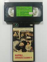 Napoli...Serenata Calibro 9 (VHS - General Video) Usato Ex Noleggio