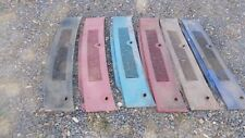 1969 1970 Mustang MACH 1 SHELBY COUGAR GT XR7 BOSS Cowl Vent Grill Panel
