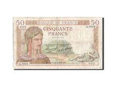 Billets, 50 Francs type Cérès #203754