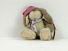Boyds Bears Plush Bunny Greta De La Fleur Retired 1999 Nwt Spring Easter