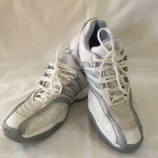 Adidas Women's Nova, Netball/Tennis/Xtraining shoes. Breathable uppers  Size 7.5