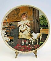 Royal Doulton My Precious Bundle Collector Plate  A Victorian Childhood Series