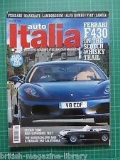 Auto Italia 2007 #128 - Ferrari F430