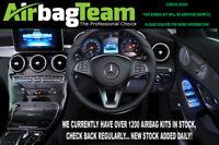 Kia Niro 2017 - Onwards Airbag Kit Dashboard Driver Passenger Seat Belts