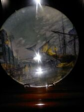 """Antique English Plate. Mint Cond. New. Royal Doulton. """"Sailing with the Tide""""."""