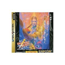 USED CAPCOM VAMPIRE HUNTER SEGA SATURN JAPANESE IMPORT