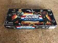 GI JOE 25th RESOLUTE 5 PACK COBRA VS GI JOE  EMPTY BOX