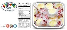 PINA COLADA Salt Water Taffy Candy - TAFFY TOWN - 1/2 LB BAG - BEST PRICE