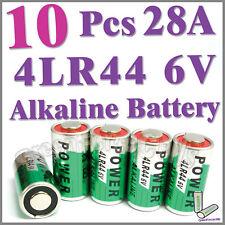10 x 28A 6V 4LR44 4NZ13 4G13 L1325 544 Alkaline Battery Power