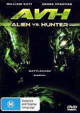 Alien vs. Hunter (DVD, 2008) BRAND NEW ... R ALL
